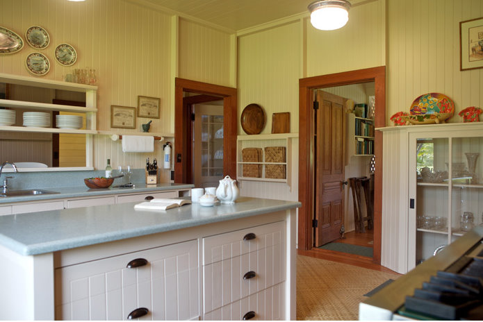 Kitchen of Kauikeolani Estate