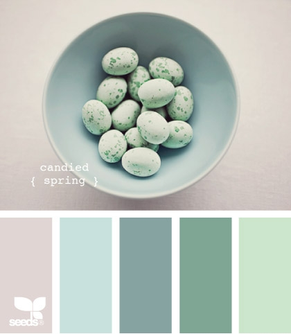 spring color palette from design-seeds.com