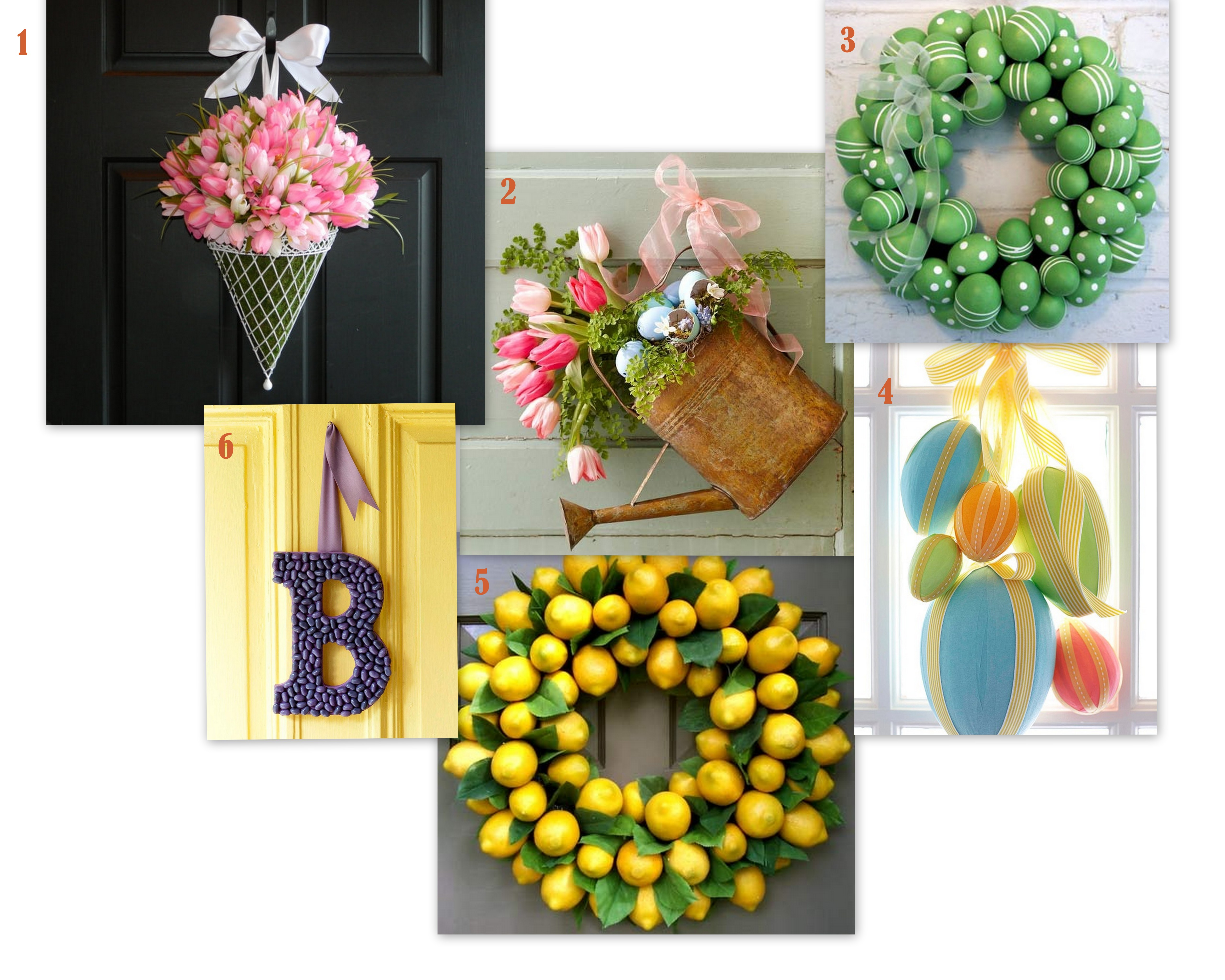 Spring Window Decorations Images Frompo 1